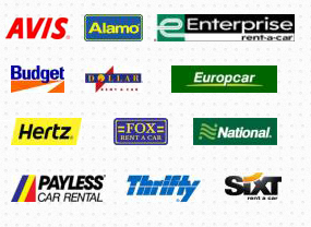 Search for a car rental
